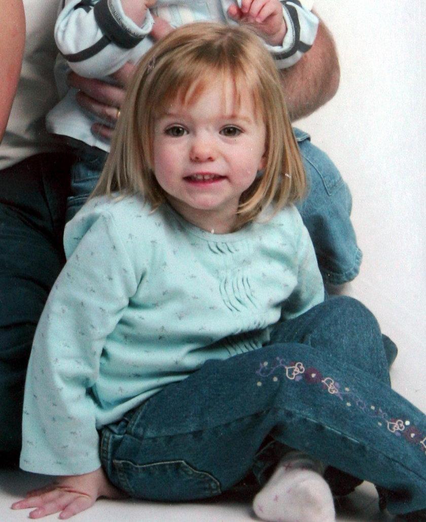 Maddie McCann zaginęła w maju 2007 roku