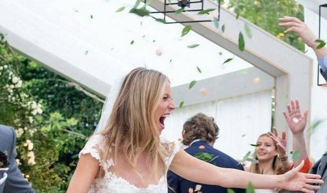 Gvinet Paltrou konačno objavila sliku venčanice