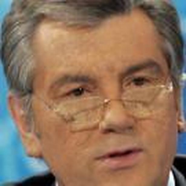 Rada Najwyższa (parlament) Ukrainy odrzuciła dziś weto prezydenta Wiktora Juszczenki wobec ustawy o finansowaniu przygotowań do piłkarskich mistrzostw Europy w 2012. Fot. PAP