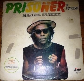 Prisoner of Conscience by Majek Fashek was released in 1988