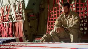 Bradley Cooper wyborowym snajperem