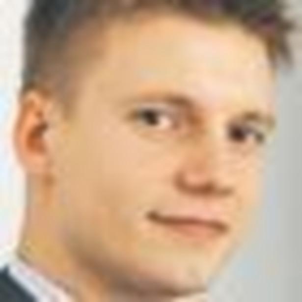 Łukasz Szakaliński, z Kancelarii Business Plan ze Szczecina Fot. Fotoeverest
