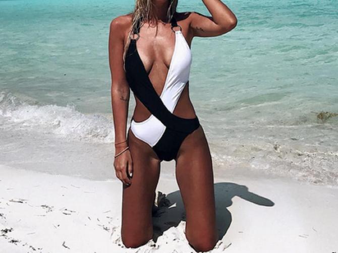 Naša lepotica uživa na Bahamima: Ovom vrelom fotkom zaludela je sve i to iz DVA DOBRA RAZLOGA