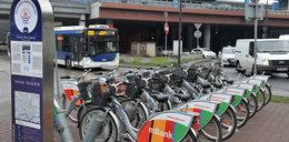 Wypożyczalnia rowerów działa pełną parą
