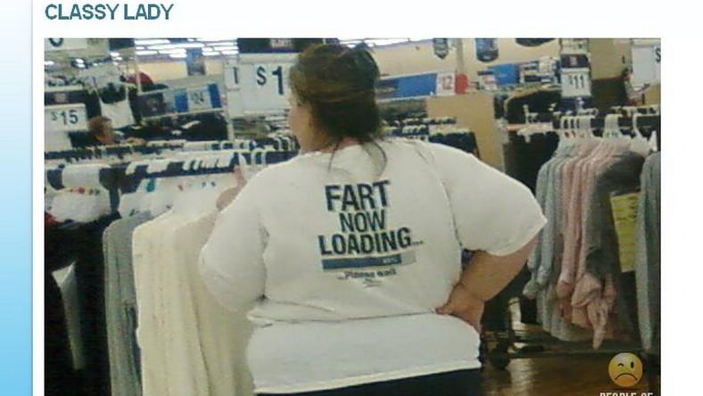 Ludzie z Walmarta atakują