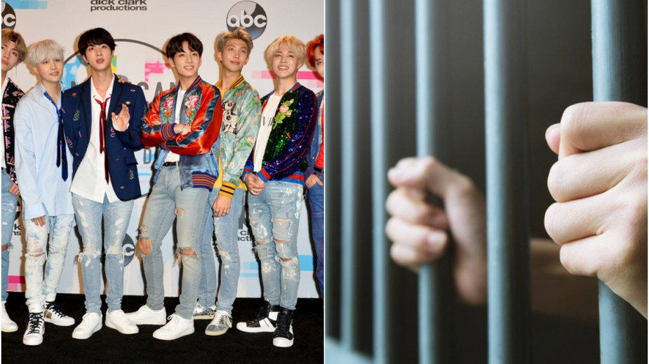 Trafili do aresztu za słuchanie koreańskiej muzyki