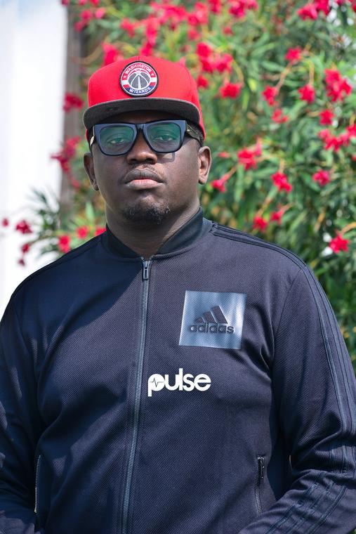 ILLBliss during a recent visit to the Pulse office [Pulse]