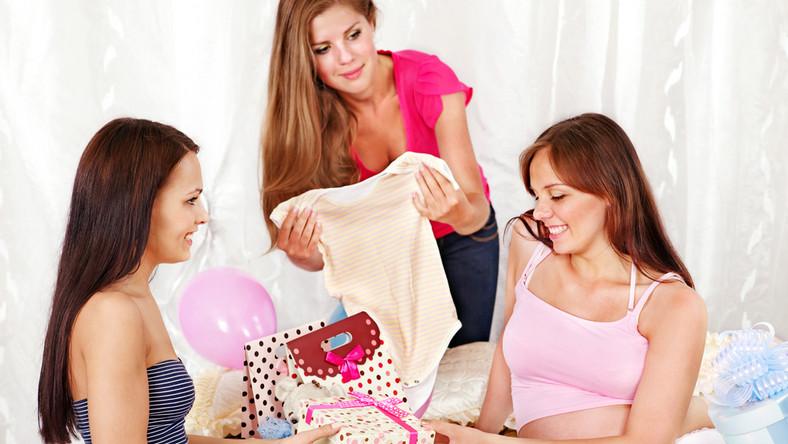 Przyjęcie przed narodzinami dziecka staje się coraz modniejsze.