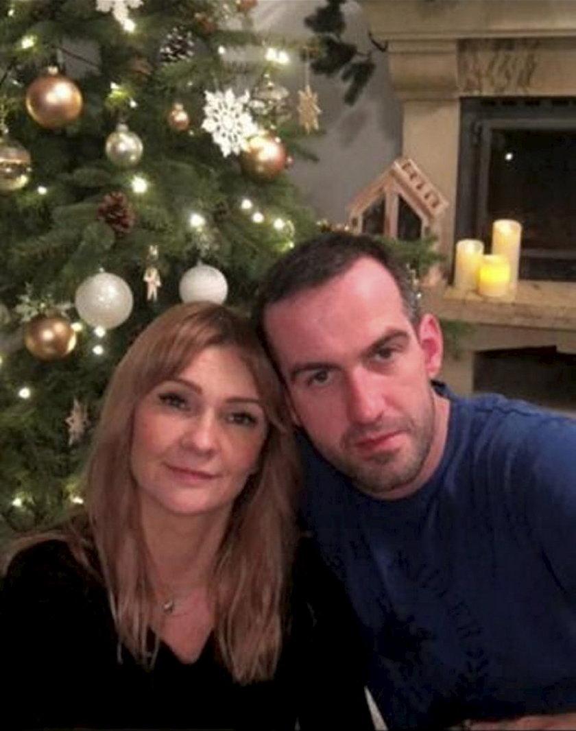 Takie zdjęcie pan Jacek wysłał lekarzom, gdy walczyli o życie jego żony