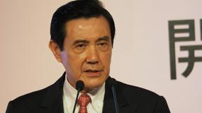 Prezydent Tajwanu poleciał na wyspę, do której prawa zgłasza Pekin