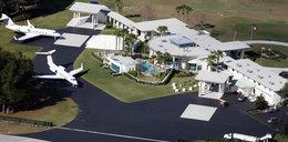 Dom z lotniskiem? Tak mieszka John Travolta