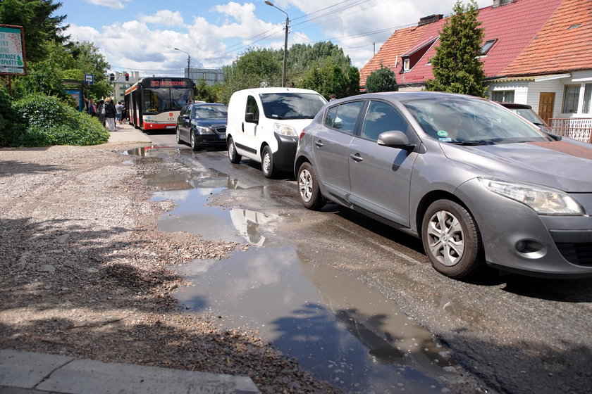 Ul. Świętokrzyską w Gdańsku czeka remont