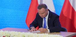 """Andrzej Duda podpisał specustawę o lasach państwowych. Wytnąlas, którego wartośćprzyrodnicza jest """"bardzo wątpliwa"""""""