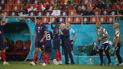 Comment des tensions dans le vestiaire ont miné les espoirs de la France à l'Euro 2020