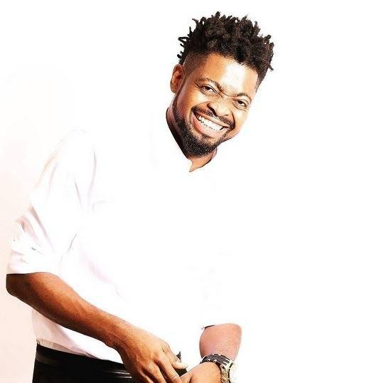 In case you don't know, Basketmouth's real name is Bright Okpocha