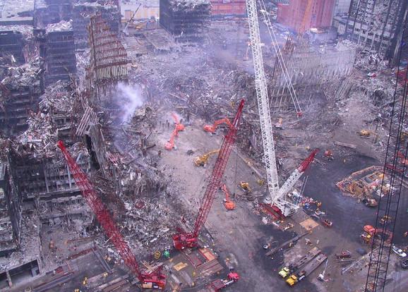 U napadu na Svetski trgovinski centar i Pentagon poginulo je skoro 3.000 ljudi