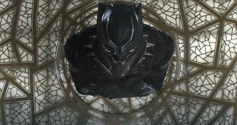 Crni panter - naučna fantastika