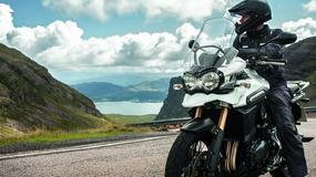 Będą zmiany w motocyklu Triumph Tiger Explorer 1200