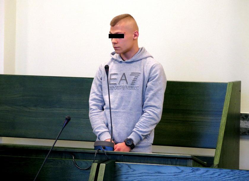 Strzelił kierowcy w twarz. Sąd w Białymstoku wydał wyrok