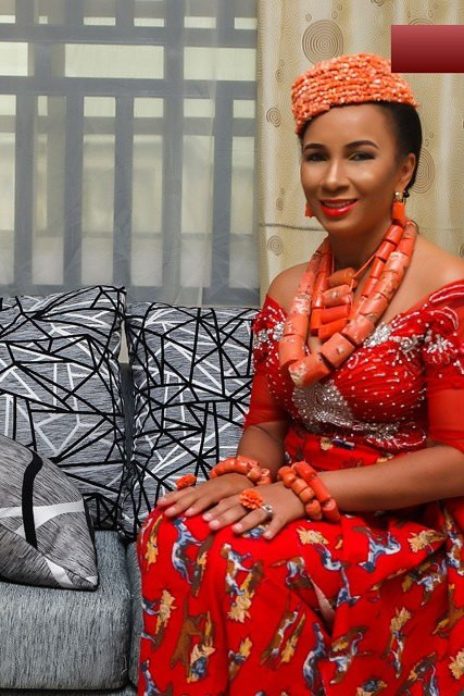 Fiberesima notes that entertainers should relax with moderation to avoid health challenges.[Facebook/Ibinabo FIberesima]