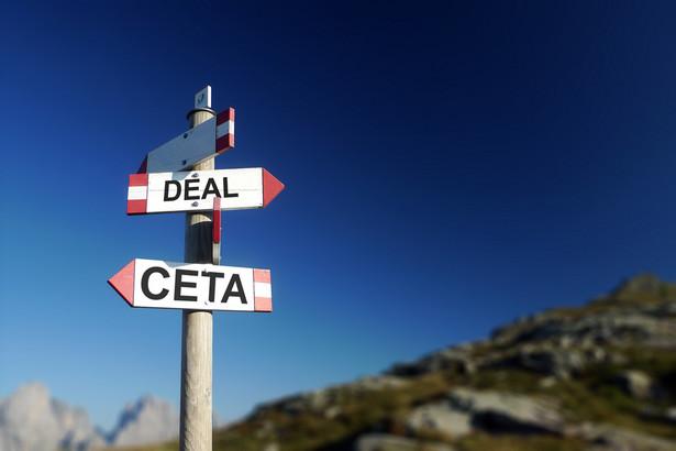 Kanada, także w związku z CETA, szuka nowych kierunków handlowych.