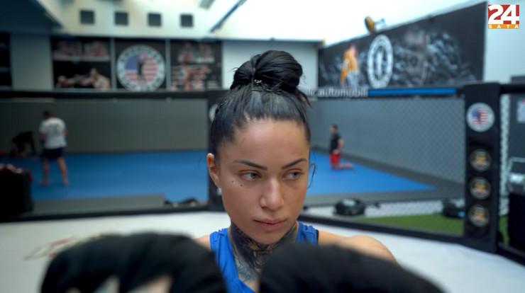 Julija Pajić, MMA