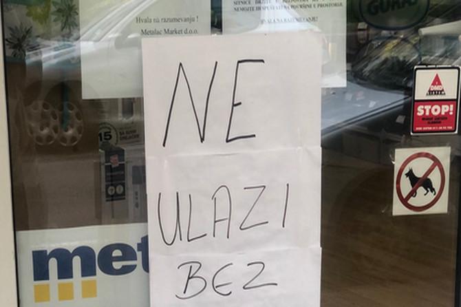 """""""Ne pada mi na pamet da stavim masku, zna se KO TO NOSI"""": Evo šta Srbi misle o zaštitnim maskama i PORAŽAVAJUĆE JE"""