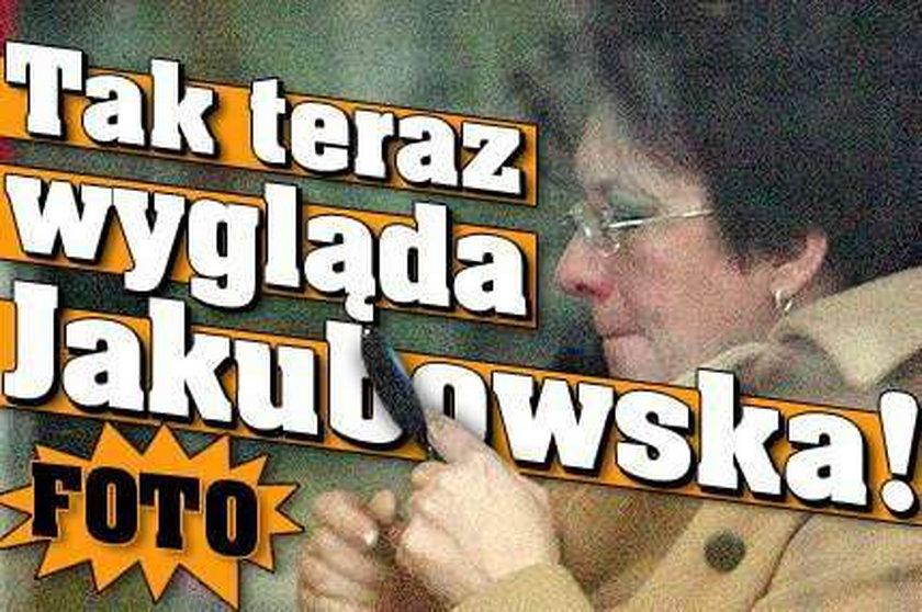 Tak teraz wygląda Jakubowska! FOTO