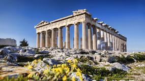Rekordowa liczba turystów w Atenach