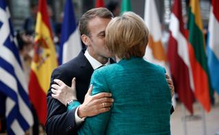 Macron i Merkel chcą być jeszcze bliżej. Podpiszą układ w Akwizgranie