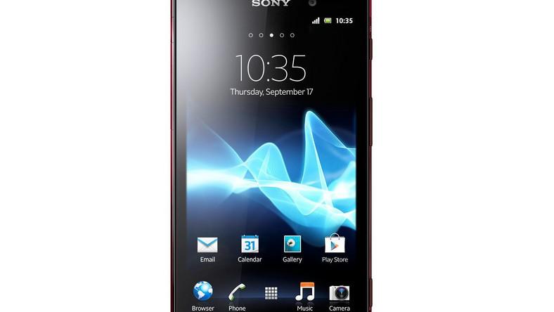 Xperia Ion, nowy smartfon Sony