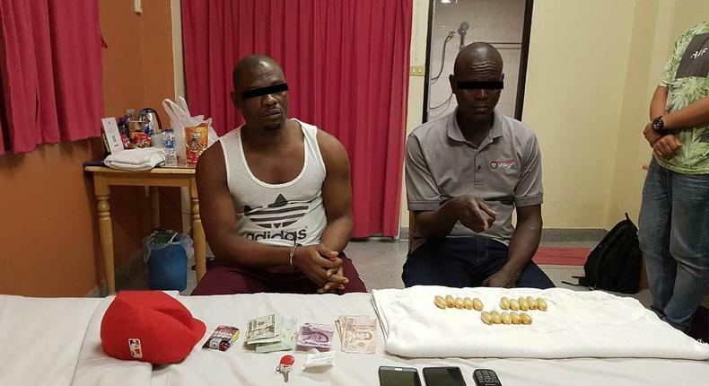 Kenyan and Nigerian drug suspects arrested arrested in Thailand (Bangkok post)