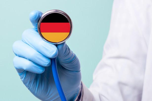 Niemiecka opieka medyczna. Niemcy lekarz