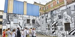 Wakacyjne spotkanie ze street artem