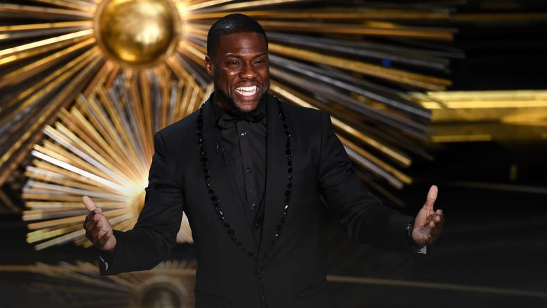 Kevin Hart has announced the start of his new comedy show on Netflix on April 2, 2019. [Getty Images]