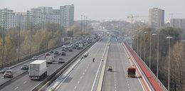Drogowcy otwierają pół mostu Grota-Roweckiego