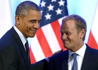 Obama: USA nie mają większego przyjaciela niż Polska