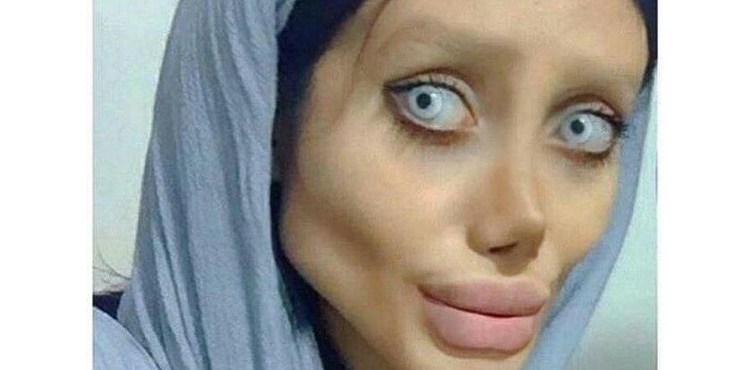 Nazwali ją sobowtórem Jolie. Przez żart spotkał ją potworny los