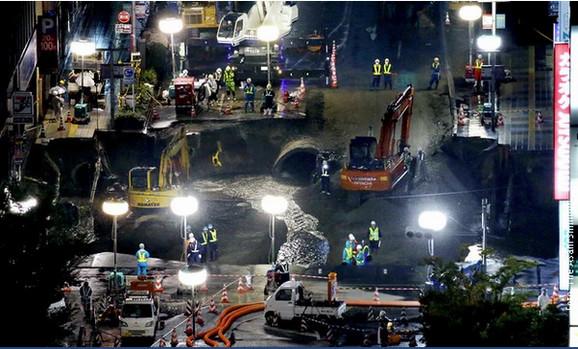 Radnici su radili i noću