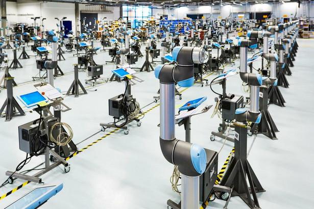 """Według raportu BIS Research Analysis """"Global Collaborative Industrial Robot Market"""" w 2021 roku globalny rynek cobotów ma osiągnąć wartość nawet 2 miliardów dolarów. Szacuje się, że do 2025 roku może to być nawet 9 miliardów dolarów. Największy graczem na tym rynku jest duński producent Universal Robots. Od 2008 roku firma ta sprzedała ponad 34 tys. robotów współpracujących na całym świecie."""