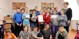 Polscy uczniowie dostali życzenia od księżnej Kate!