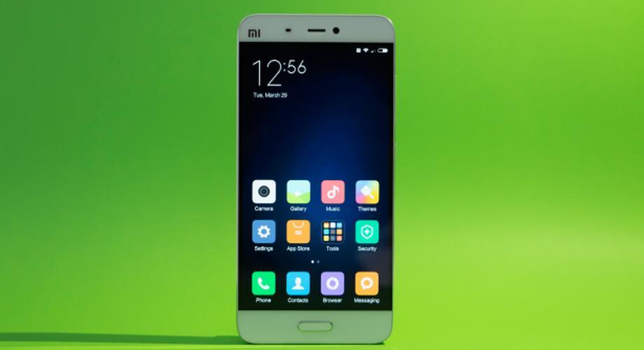 Made in China: Xiaomi Mi 5 im Test