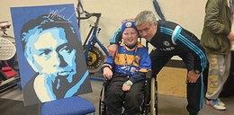 Wspaniały gest Mourinho!