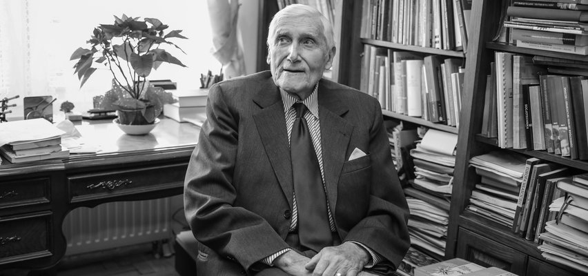 Zmarł prof. Witold Kieżun, powstaniec warszawski i ekonomista