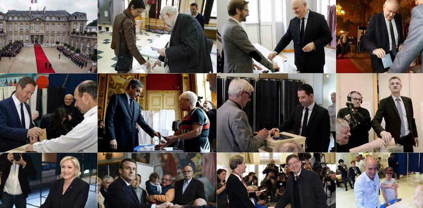 Wybory prezydenckie we Francji. Znamy pierwsze wyniki!