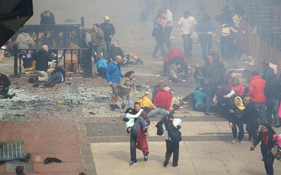 Napad u Bostonu