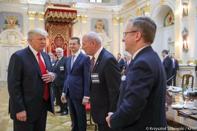Trump w kampanii obiecywał Polsce pomoc w sprawie Smoleńska
