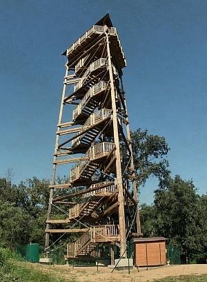 Wieża widokowa w Siekowie