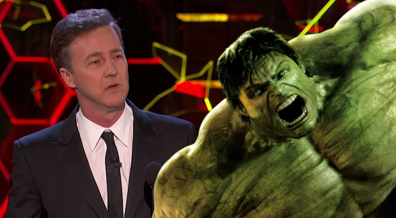 Ed Norton / The Incredible Hulk