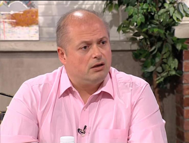Doktor Milan Mileusnic fot Screenshot Jutarnji program TV Pink